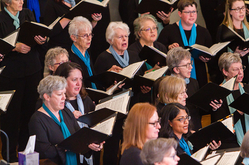Home - Women's Voices Chorus